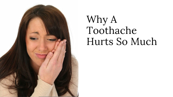 Why a Toothache Hurts So Much Michael Sinkin DDS
